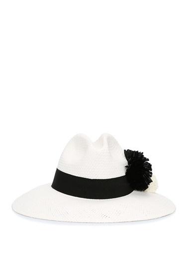 Helena Berman London Şapka Beyaz